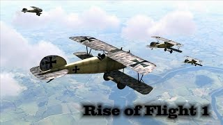 - Rise of Flight - Fronttagebuch 01 - Kalt hier an der Front - [German] [LP] [FullHD]