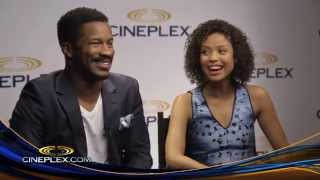 Gugu Mbatha-Raw and Nate Parker on Beyond the Lights - Cineplex Interview