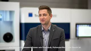 TRUMPF: Ask the Expert – TruPrint 2000 and its high part quality