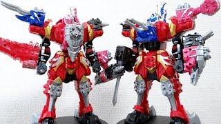 騎士竜戦隊リュウソウジャー玩具レビュー動画 DXリュウソウチェンジャー...