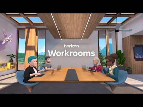 Horizon Workrooms - Remote Collaboration Reimagined