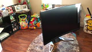 acer XZ321QU Gaming Monitor Unboxing-1440P 144Hz Freesync/G-sync