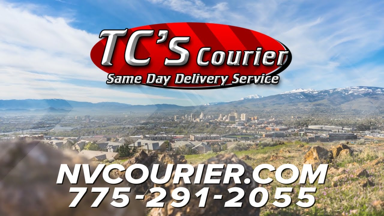Reno Courier Services - Same Day Delivery - Reno Courier Services