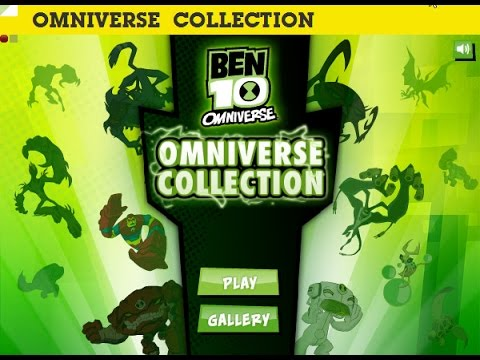 Ben 10 Omniverse Collection | Play Game Online & Free Download