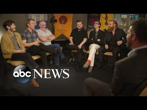 'Game of Thrones' Cast on Fate of Their Characters
