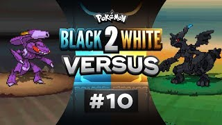 Pokemon Black & White 2 Versus - EP10   WHAT THE HECK IS GOING ON??