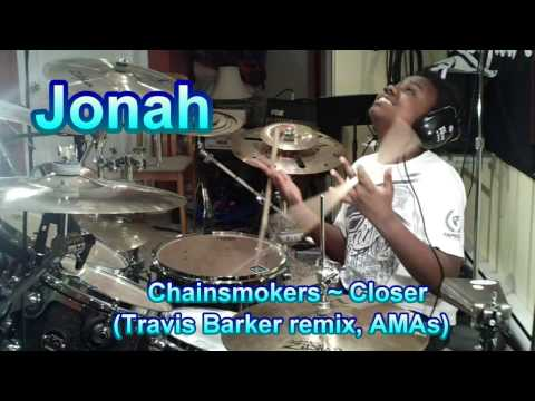The Chainsmokers, Travis Barker AMA's By Jonah, Age 12