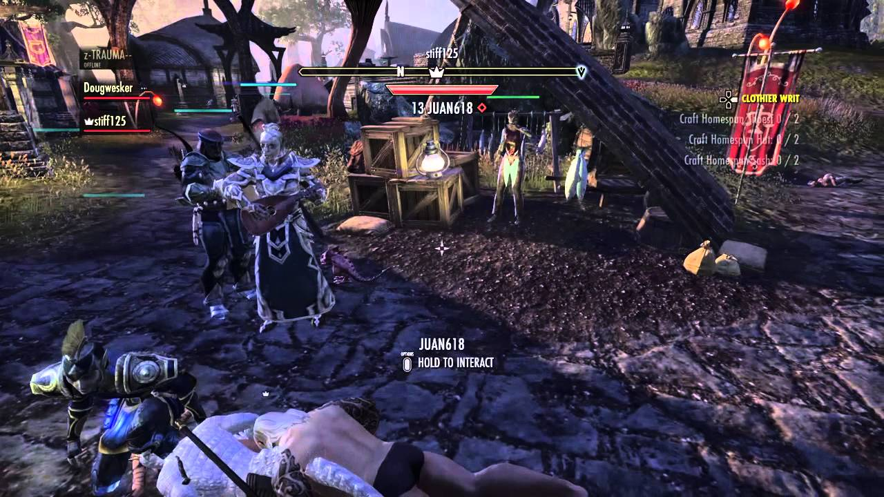 how to play elder scrolls online without playstation plus