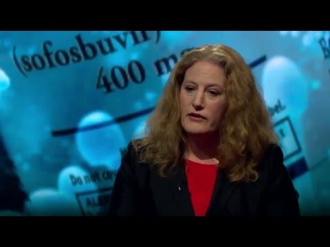 New DAA Hepatitis C Drugs - BBC Newsnight - 17th February 2016
