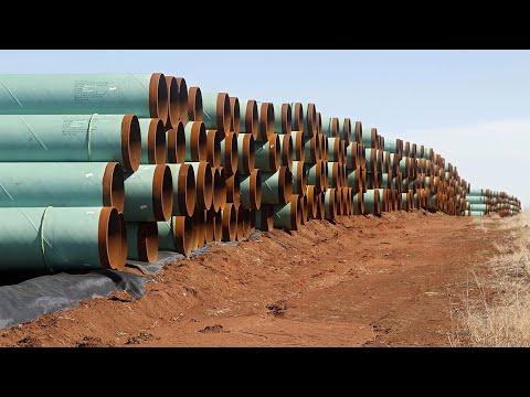 Biden administration plans to scrap Keystone XL pipeline