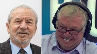 Lord Sugar: Brexit Is Going To Be An Absolute Nightmare