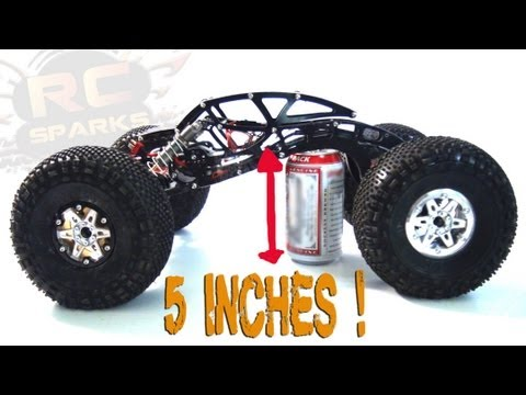 RC ADVENTURES - $1400 MANTiS XR 2 Crawler Build Overview - Billet, VanQuish, AXiAL, Holmes!