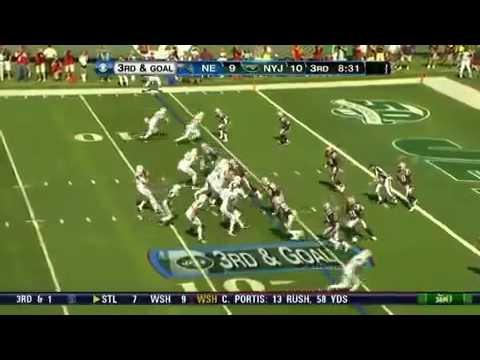 WEEK 2 NEW YORK JETS-NEW ENGLAND PATRIOTS 16-9