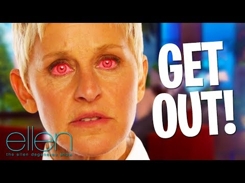 Ellen LOSES IT With Guest...