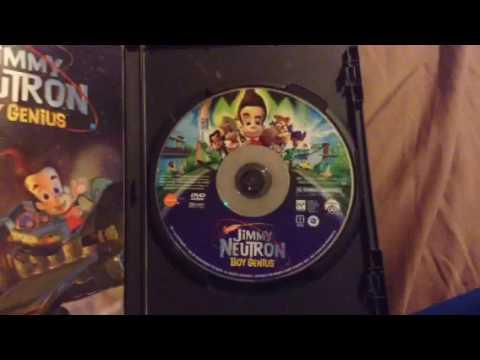 Jimmy Neutron: Boy Genius (2001) DVD Review
