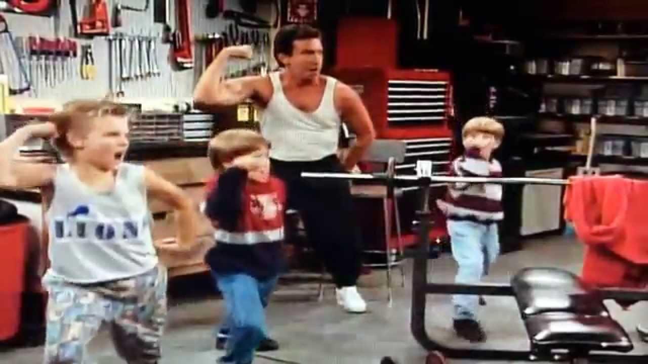 Home Improvement Dvd Preview  Ad  Sneek Peek Season 1