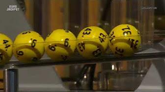 Ziehung Lottozahlen Eurojackpot