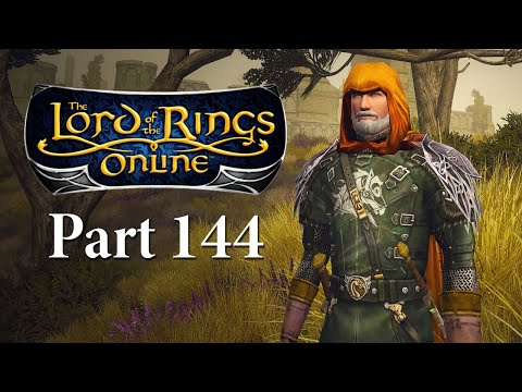 Lord of the Rings Online Gameplay Part 144 – Howling in the Hills – LOTRO Let's Play Series