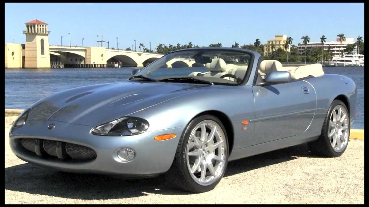 Jaguar Xkr Convertible Zircon Community Auto Sales