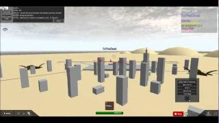 ROBLOX Roe Flight Simulator Red Arrows Show