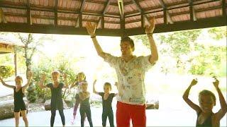 Как дети на Кубе танцуют румбу. Видеоурок: бальная румба