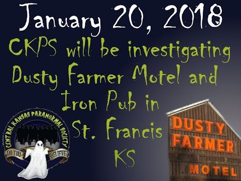 St. Francis Investigation - Dusty Farmer Motel & Iron Pub