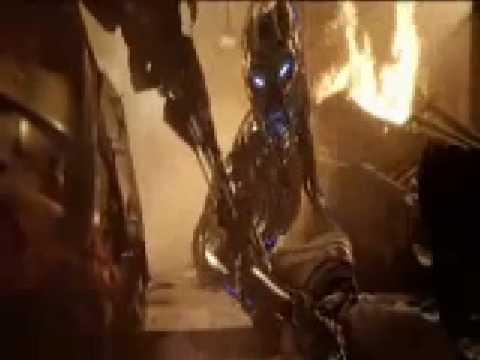 Terminator 3 I'm back
