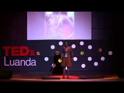 Fashion Design On My Own Way: Nadir Tati/Fashion Designer at TEDxLuanda 2013