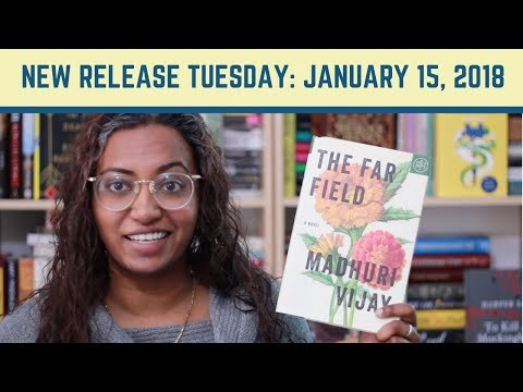 New Release Tuesday: January 15, 2019
