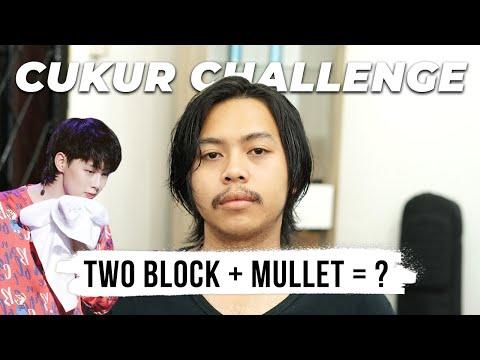 model-rambut-two-block-digabung-dengan-mullet-gimana-jadinya?-#cukurchallenge