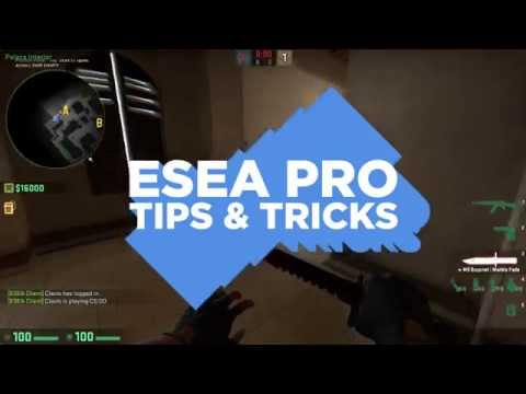 CS: GO Pro Tips & Tricks - de_mirage Simple Palace Grenades - 3sup DAVEY