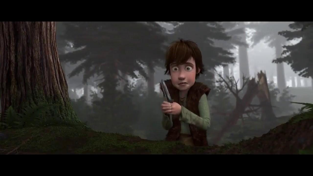 Ejderhanı Nasıl Eğitirsin / How to Train Your Dragon (2010) Türkçe Dublajlı 1. Fragman