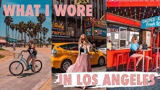 OUTFITS OF THE WEEK | LOS ANGELES