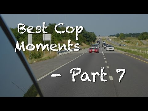 This Is Not Gonna End Well, Best Cop Moments – Part 7