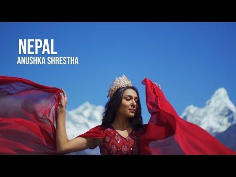 Anushka Shrestha - Full Introduction (Miss World Nepal 2019)