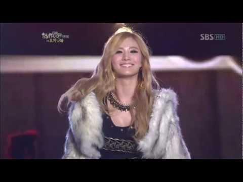 [HD 1080p] Fashion Stage - After School Nana, Lizzy 121101