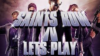 SAINTS ROW 4 | Coop Lets Play Part 4: Nudist FTW!
