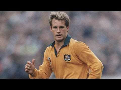 Australian Rugby 1990-1999 - The Wallabies