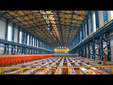 Тайшетский алюминиевый завод в июле 2019 года