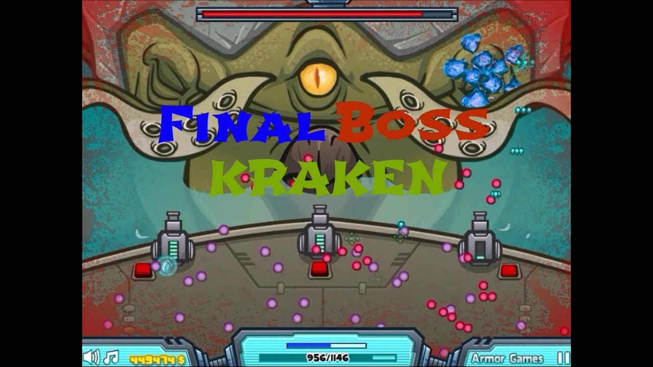 Epic Boss Fighter 3