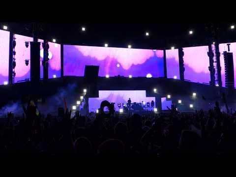 EDC 2015 Las Vegas - Flume - Some Minds Feat. Andrew Wyatt (Opening)