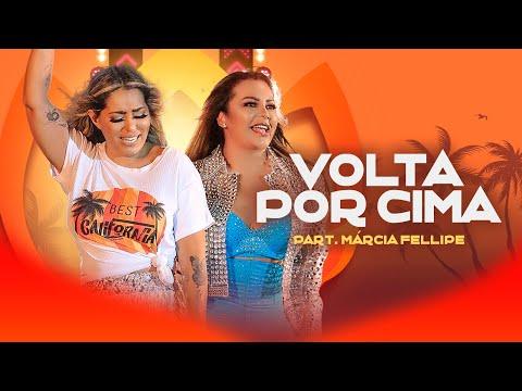 Walkyria Santos – Volta Por Cima (Letra) ft. Márcia Fellipe