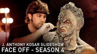 FACE OFF Season 4 #TeamAnthony Slideshow