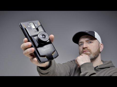 """Doogee S90 """"unbreakable smartphone"""""""