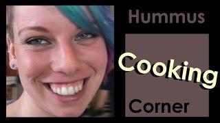 ☼ Cooking Corner 8 | Hummus & Pita & Falafel | The Taste of Israel