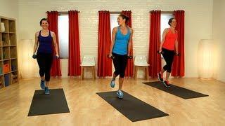 Leg and Butt Toning Workout, 10-Minute Workout, Class FitSugar