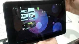 Взгляд на LG Optimus Pad от Droider.ru