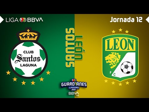 Santos Laguna Club Leon Goals And Highlights