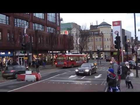 Wimbledon Town Centre - Jan 02 2011
