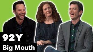Period comedy: Big Mouth has a gender-balanced writing room